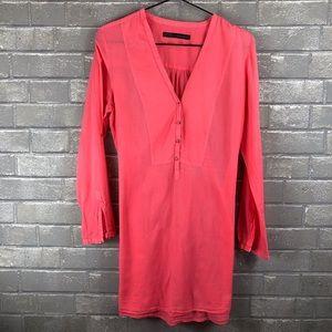 Zara Basic Long Tunic/Smock Top